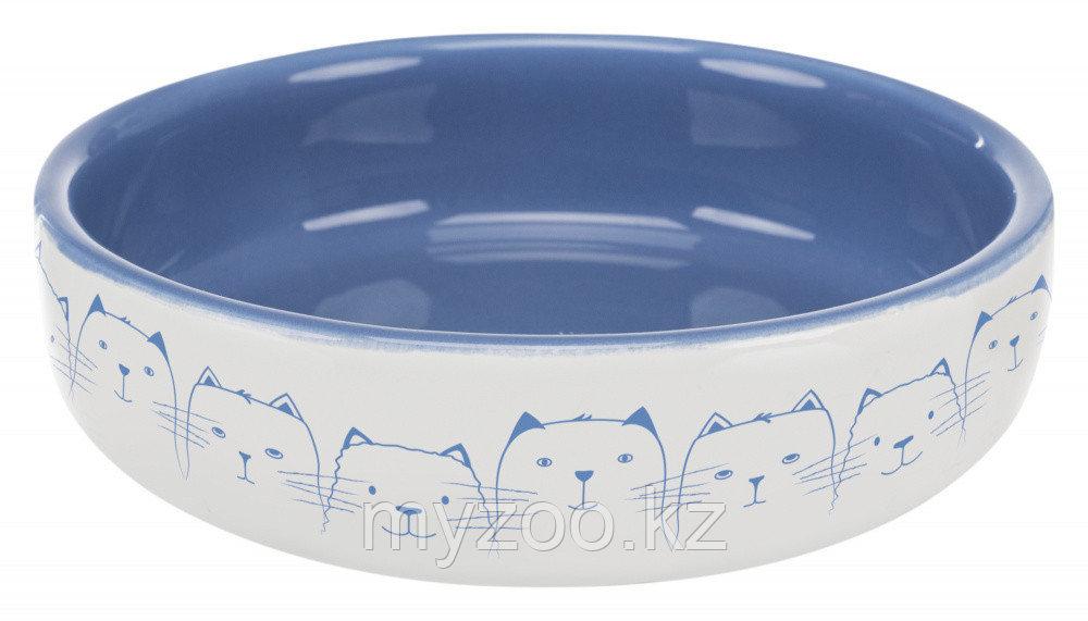 Миска керамическая  Котики  0,3 л