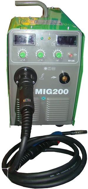 Аппарат сварочный инверторный   Hylong MIG 200