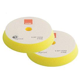 Полировальный круг антиголограммный желтый 150 мм Rupes