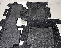 Кожаные 3D коврики CAMRY XV70