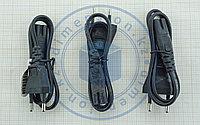 Оригинальный силовой двухжильный AC кабель для зарядных устройств ноутбука 0,5 м