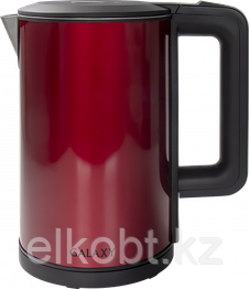 Чайник электрический с двойными стенками Galaxy GL0300 (красный)
