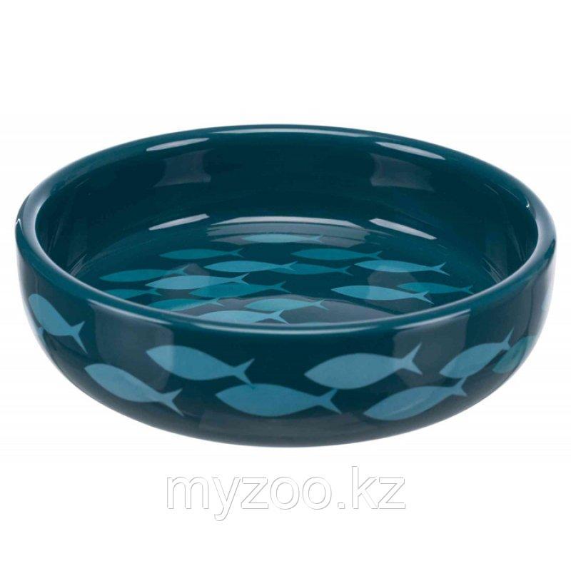 Миска керамическая Рыбка0.3 л