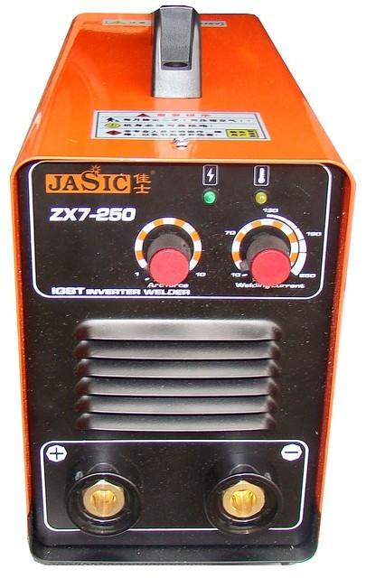 Аппарат сварочный инверторный Jasic ZX7-250 A