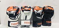 Перчатки для бокса и кикбоксинга Tiger натуральная кожа