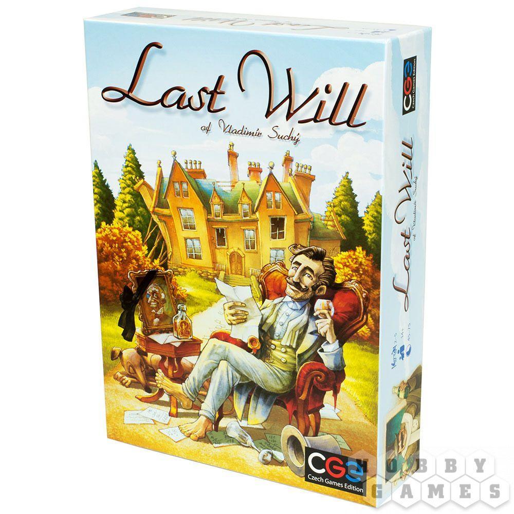 Настольная игра: Last Will