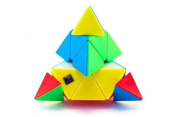 Пирамидки MoYu MoFangJiaoShi Pyraminx