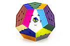 Мегаминиксы YuXin Little Magic Megaminx V2, фото 2
