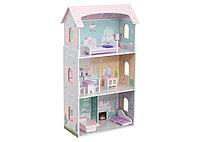 Кукольный дом 8 предм. EF4121 (95 см) (Edufun, Великобритания)