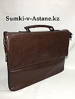 Деловой мужской портфель Cantlor. Высота 31 см,длина 40 см, ширина 5 см., фото 1