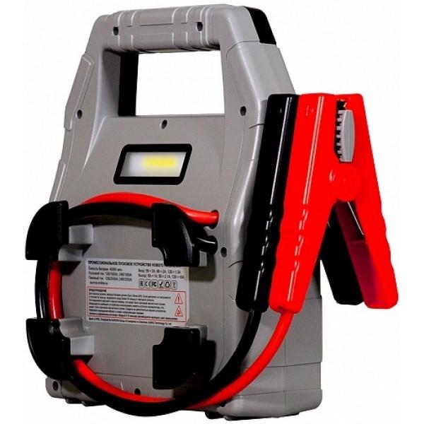 Пуско-зарядное устройство на 12 и 24В Aurora ATOM 40 (40000 mAh)