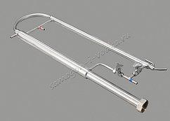 Дистиллятор с укреплением (пленочная колонна) ХД/4 - 2500ПК-ИД