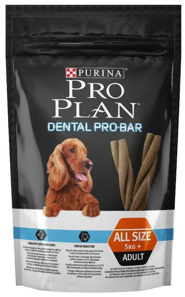 Лакомство для собак Проплан для поддержания здоровья полости рта