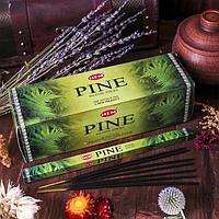 """Благовония """"HEM"""" 8 палочек угольные pine, фото 1"""