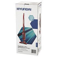 Пылесос вертикальный беспроводной Hyundai H-VCH03, фото 4