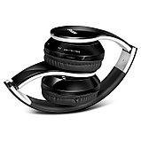 SVEN SV-012694 AP-B450MV Наушники накладные с микрофоном беспроводные Bluetooth стерео, черные, фото 4