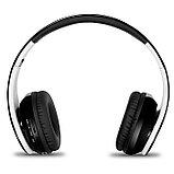 SVEN SV-012694 AP-B450MV Наушники накладные с микрофоном беспроводные Bluetooth стерео, черные, фото 5