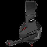 SVEN SV-016364 AP-G890MV Игровые стерео наушники с микрофоном, цвет черный-красный, фото 5