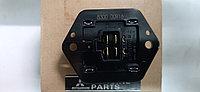 Резистор/реостат печки MR568591