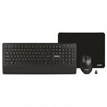 SVEN KB-C3800W Беспроводной набор клавиатура+мышь+коврик