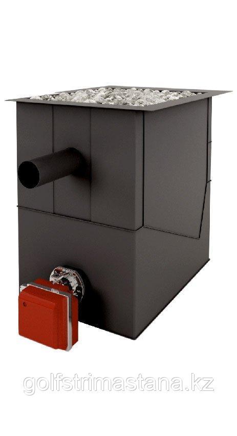 Печь газовая для бани и сауны КомПАР 50