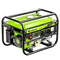 Генератор бензиновый БС-3500, 3,2 кВт, 230В, 4-х такт., 15 л, ручной стартер// Сибртех