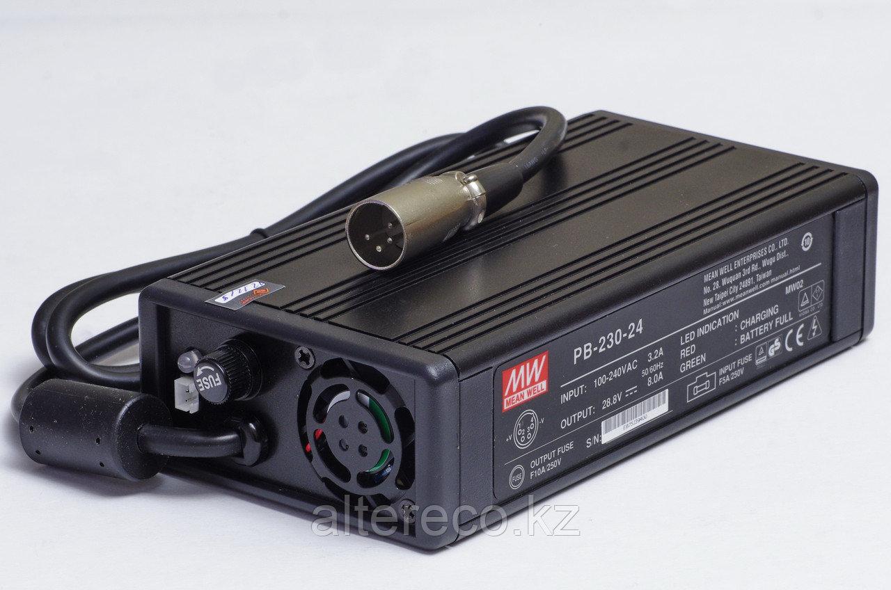 Зарядное устройство Mean Well PB-230-24 (24В, 8А)