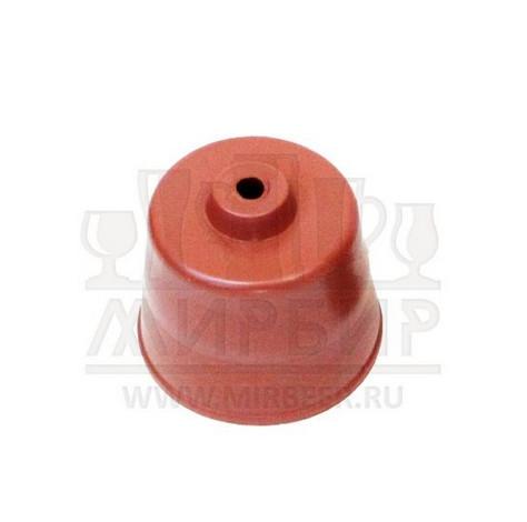 Пробка резиновая 60 мм (пищевой силикон)