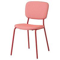 Стул КАРЛ-ЯН Кабуса красный ИКЕА, IKEA, фото 1