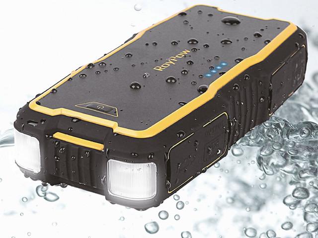 Пуско-зарядное устройство для автомобиля RoyPow J18 (18000 mAh)
