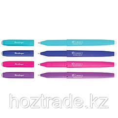 Ручка гелевая стираемая Correct. синяя, 0,6 мм