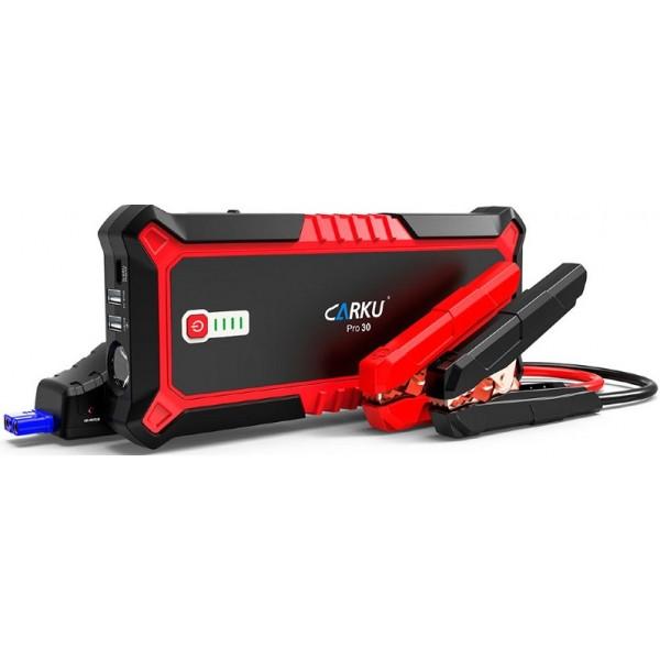 Пуско-зарядное устройство для автомобиля Carku Pro-30 (17000 mAh)