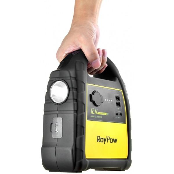 Пуско-зарядное устройство для автомобиля RoyPow J301 (30000 mAh)