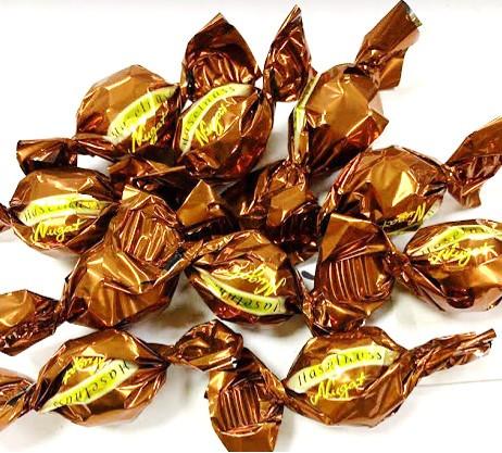 Шоколадные конфеты Nugat   1кг