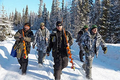 Зимний костюм для рыбалки и охоты Norfin