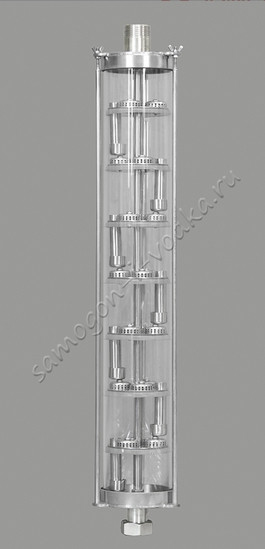 Колонна колпачковая Д80-500 серии 2017-2018 КСТ-Н Кламп 2,0