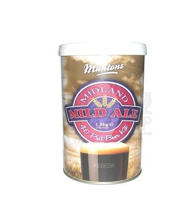 Muntons Midland Mild Kit, 1,5 кг