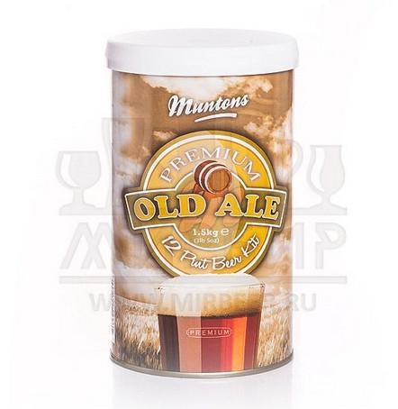 Muntons Old Ale, 1,5 кг