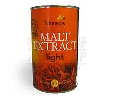 Неохмеленный солодовый экстракт Muntons Light Extract , 1,5кг