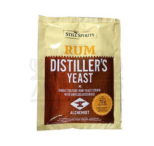 Спиртовые дрожжи Still Spirits Rum, 72г.