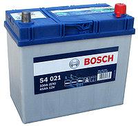 """BOSCH Аккумулятор 45Ah  545156   """"-  +""""  238x129x227  0092S40210"""