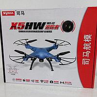 Квадрокоптер с камерой SYMA X5HW, фото 1