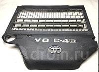 Крышка двигателя Toyota Land Cruiser 200 VDJ200, 1VDFTV в Алматы