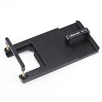 Переходник Ulanzi PT-6 (1369) для GoPro HERO7 с адаптером микрофона на стабилизатор для смартфона