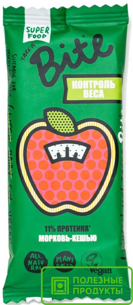 Батончик фруктово-ореховый «Контроль веса»