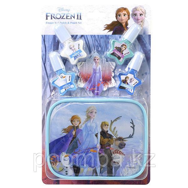 Frozen Игровой набор детской декоративной косметики для ногтей на блистере