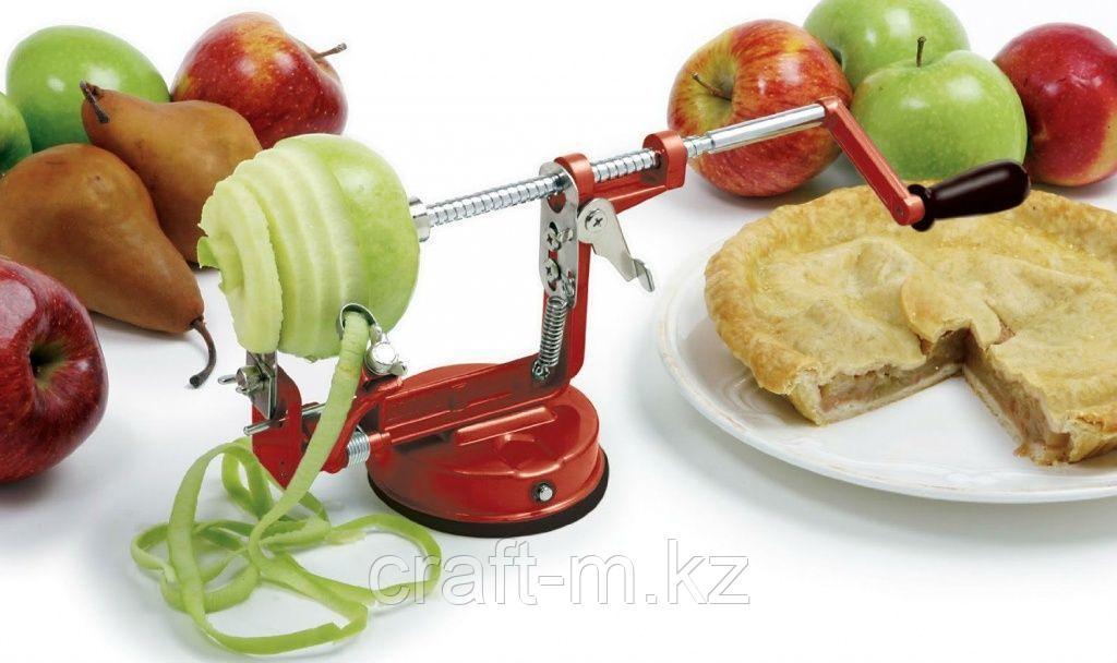 Чистилка- резалка для яблок и груш 3 в 1
