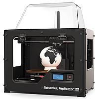 3D принтер MakerBot Replicator 2X, фото 1