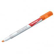 """Текстовыделитель Berlingo """"Slim"""" оранжевый, 0,5-4 мм"""