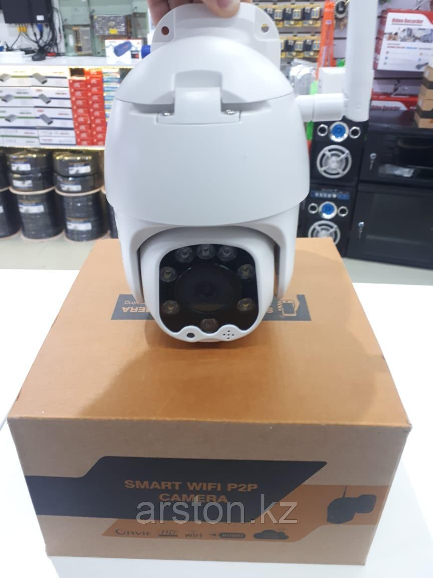 IP Wifi камера PTZ уличнная с зумом 2 MP